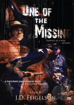 One of the Missing DVD Cover Art