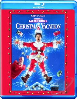 National Lampoon's Christmas Vacation BRAY Cover Art