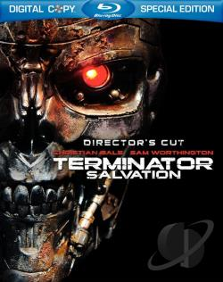 Terminator Salvation BRAY Cover Art