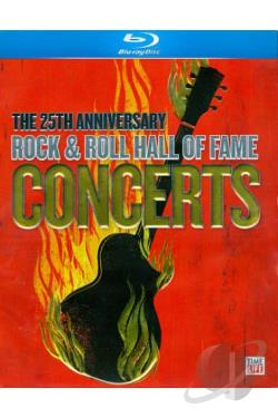 25th Anniversary Rock & Roll Hall of Fame Concerts BRAY Cover Art