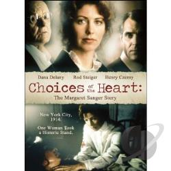 Choices of the Heart: The Margaret Sanger Story DVD Cover Art