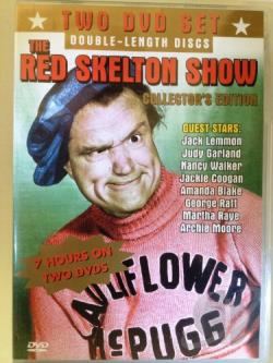 Red Skelton Show Collector's Edition DVD Cover Art