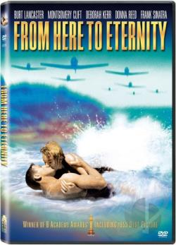 From Here to Eternity DVD Cover Art
