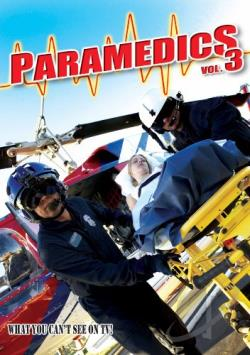 Paramedics - Vol. 3 DVD Cover Art