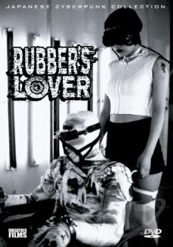 Rubber's Lover DVD Cover Art