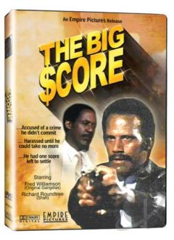 Big Score DVD Cover Art