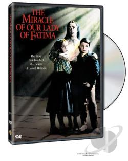 Miracle of Our Lady of Fatima DVD Cover Art