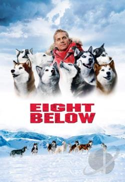 Eight Below DVD Cover Art