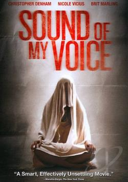 Sound of My Voice DVD Cover Art