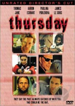 Thursday DVD Cover Art