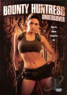 Bounty Huntress: Undercover DVD Cover Art