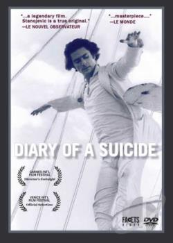Diary Of A Suicide DVD Cover Art