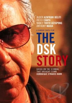 DSK Story DVD Cover Art
