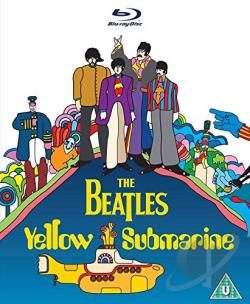 Beatles, The - Yellow Submarine DVD Cover Art