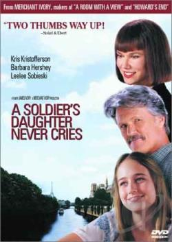 Soldier's Daughter Never Cries DVD Cover Art