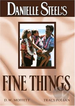 Fine Things DVD Cover Art