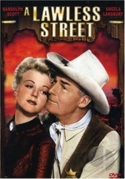 Lawless Street DVD Cover Art