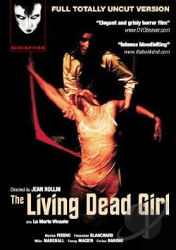 Living Dead Girl DVD Cover Art
