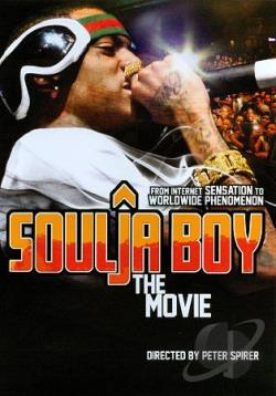 Soulja Boy: The Movie DVD Cover Art