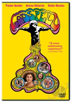 Godspell DVD Cover Art