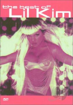 Best Of Lil' Kim DVD Cover Art