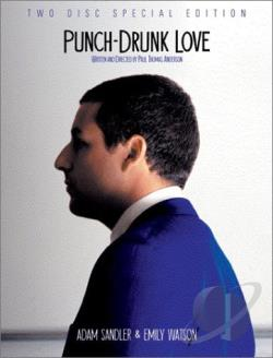 Punch-Drunk Love DVD Cover Art