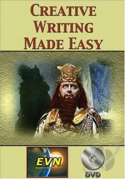 Creative Writing Made Easy DVD Cover Art