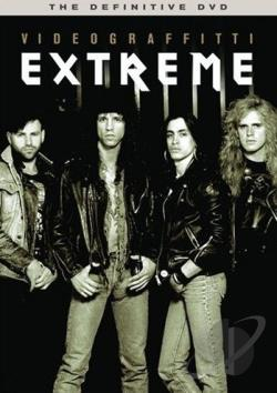 Extreme - Videograffitti DVD Cover Art
