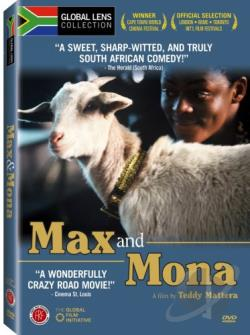 Max and Mona DVD Cover Art