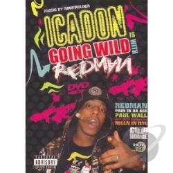 Icadon And Redman: Icadon Is Going Wild With Redman DVD Cover Art