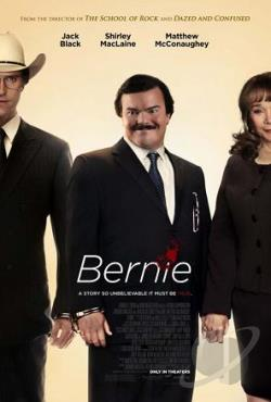 Bernie DVD Cover Art