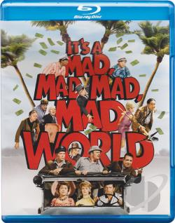 It's a Mad, Mad, Mad, Mad World BRAY Cover A