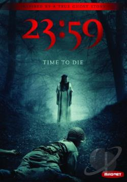 23:59 DVD Cover Art