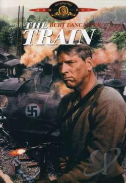 Train DVD Cover Art