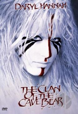 Clan Of The Cave Bear DVD Cover Art