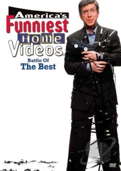 America's Funniest Home Videos - Battle of the Best DVD Cover Art