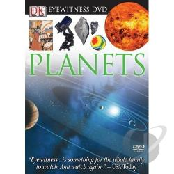 Eyewitness - Planets DVD Cover Art