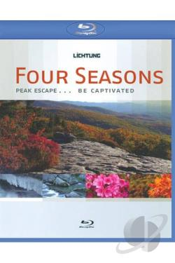 Four Seasons: Peak Escape BRAY Cover Art