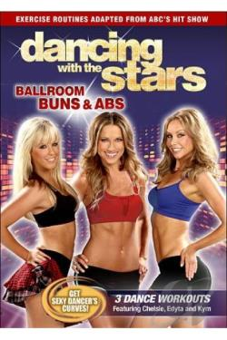 Dancing with the Stars: Ballroom Buns & Abs DVD Cover Art