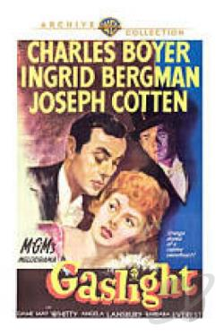Gaslight DVD Cover Art