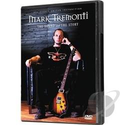 Mark Tremonti: The Sound and the Story DVD Cover Art
