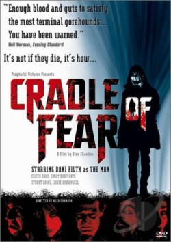 Cradle Of Fear DVD Cover Art
