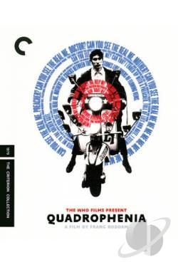 Quadrophenia BRAY Cover Art