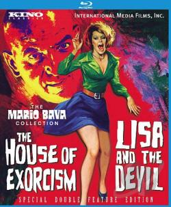 Lisa and the Devil/The House of Exorcism BRAY Cover Art