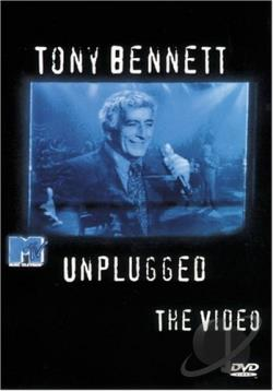 MTV Unplugged - Tony Bennett: The Video DVD Cover Art