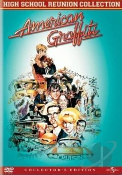 American Graffiti DVD Cover Art