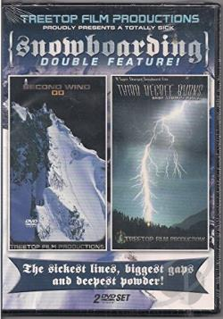 Treetop Double Feature (2nd Wind & 3rd Degree Burns) DVD Cover Art
