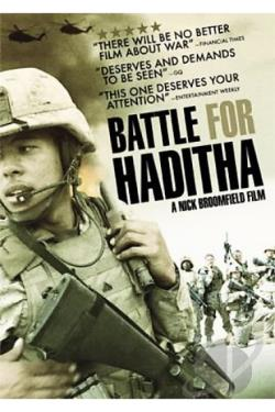 Battle For Haditha DVD Cover Art