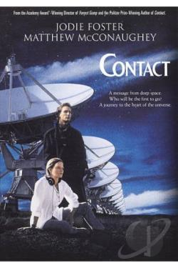 Contact DVD Cover Art