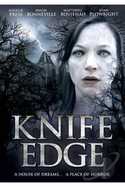 Knife Edge DVD Cover Art
